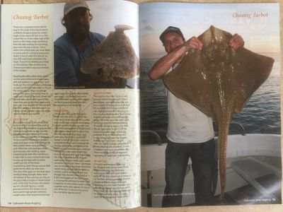 Saltwater Boat Angler 2016 - Page 2