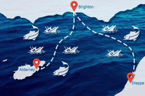 Permalink to: Alderney & Dieppe